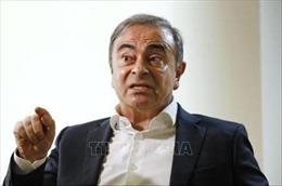 Nissan đòi cựu Chủ tịch Carlos Ghosn bồi thường 90 triệu USD