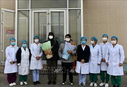 Trung Quốc ghi nhận số ca COVID-19 phục hồi ngày càng tăng