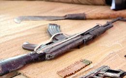 Truy tố đối tượng dùng súng AK để giải quyết mâu thuẫn tình cảm