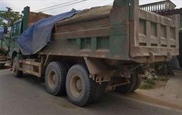 Hơn 1.400 xe bị xử phạt vì chở quá trọng tải