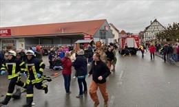 Lao xe vào đám đông tại Đức, 15 người bị thương