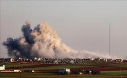 34 binh sĩ Thổ Nhĩ Kỳ thiệt mạng trong các vụ không kích tại Syria