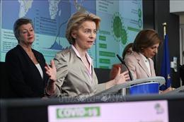 EU tập trung đối phó với dịch COVID-19