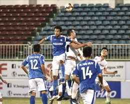 V.League 2020: Hoàng Anh Gia Lai giành chiến thắng 1 - 0 trước Than Quảng Ninh