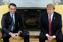 Mỹ - Brazil ký thỏa thuận hợp tác quốc phòng