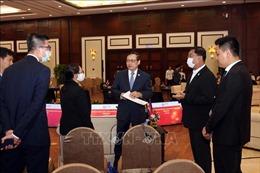 Việc chuẩn bị của Việt Nam cho Hội nghịAEM Retreat 26 được đánh giá cao