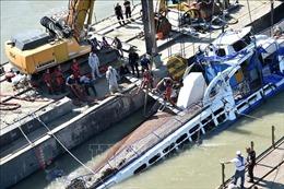 Mở phiên xét xử lái tàu trong thảm họa tàu du lịch trên sông Danube