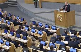 Thượng viện Nga phê chuẩn sửa đổi hiến pháp