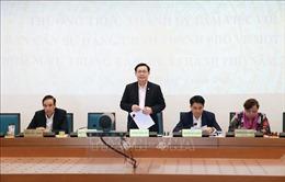 Hà Nội bàn giải pháp thúc đẩy tăng trưởng kinh tế