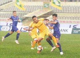 V.League 2020: Sông Lam Nghệ An thắng 1-0 trước Becamex Bình Dương