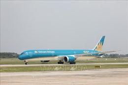 Dịch COVID-19: Vietnam Airlines vẫn vận chuyển hành khách Việt từ châu Âu về Việt Nam