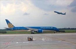 Vietnam Airlines sẽ vận chuyển hành khách đủ điều kiện xuất nhập cảnh từ châu Âu về Việt Nam