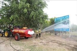 Đỉnh điểm mùa khô, Tây Ninh cảnh giác trước nguy cơ cháy rừng