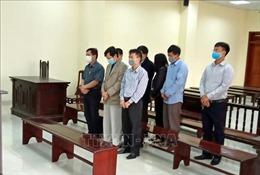 Năm cựu cán bộ Thanh tra tỉnh Thanh Hóa lĩnh án tù