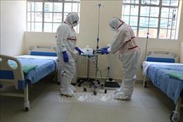 Châu Phi ghi nhận 1.198 ca nhiễm virus SARS-CoV-2 và 37 người thiệt mạng