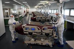 Dịch COVID-19: Italy ghi nhận trên 119.800 ca mắc, 14.681 ca tử vong