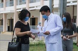 Thêm 54 bệnh nhân có kết quả xét nghiệm âm tính với virus SARS-CoV-2