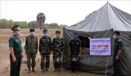 Kiểm soát chặt chẽ các tuyến biên giới giữa Việt Nam với Lào và Campuchia