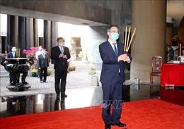Lãnh đạo TP Hồ Chí Minh dâng hương, dâng hoa Quốc Tổ Hùng Vương