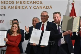 Mexico hoàn tất các thủ tục nội bộ đối với hiệp định USMCA
