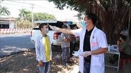 Bình Phước: Giám sát người đi về từ các địa phương có bệnh nhân COVID-19