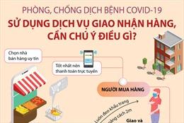 Sử dụng dịch vụ giao nhận hàng mùa dịch COVID-19, cần chú ý điều gì?
