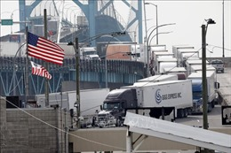 Dịch COVID-19 bùng phát mạnh, Mỹ thu giữ toàn bộ khẩu trang, găng tay xuất khẩu