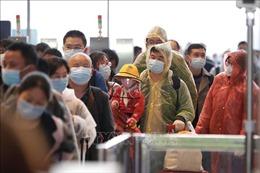 Cảnh báo về 'làn sóng thứ hai'của dịch COVID-19 tại Trung Quốc