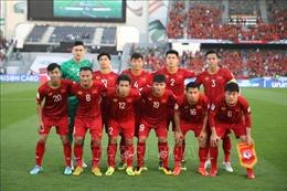 Đội tuyển Bóng đá Việt Nam vẫn duy trì vị trí số 1 Đông Nam Á trong tháng 4