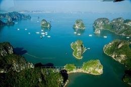 Phân vùng nguy cơ trượt lở hệ thống các đảo trên Vịnh Hạ Long