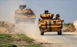 Nga và Thổ Nhĩ Kỳ tiếp tục tuần tra chung tại tỉnh Idlib của Syria