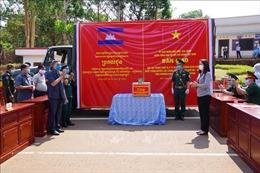 Hỗ trợ tỉnh Mondulkiri của Campuchia phòng, chống dịch COVID-19