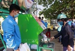 'ATM gạo' tiếp tục lan tỏa đẩy lùi dịch COVID-19