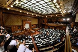 Nhật Bản cho phép thành lập lực lượng tác chiến vũ trụ