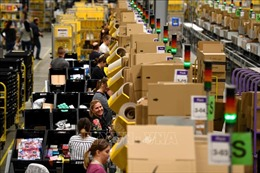 Amazon ứng dụng công nghệ AI nhằm duy trì giãn cách xã hội