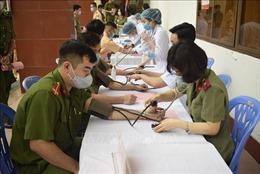 Trên 300 cán bộ, chiến sĩ Công an Quảng Ninh tham gia hiến máu tình nguyện