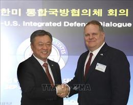 Hàn - Mỹ duy trì đối thoại quốc phòng bằng hình thức trực tuyến