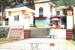 Phong tỏa thị trấn Đồng Văn để cấp bách phòng, chống dịch COVID-19