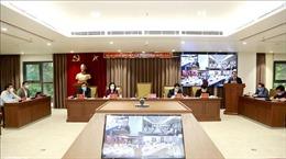 Thông qua chủ trương triển khai 2 dự án đường sắt đô thị và điều chỉnh cục bộ Quy hoạch chung xây dựng Thủ đô