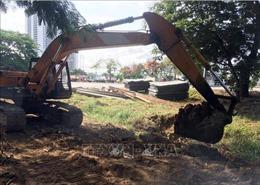 Nhánh hầm chui Nguyễn Văn Linh – Nguyễn Hữu Thọ sẽ hoàn thành cuối năm 2021