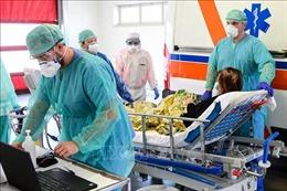 Vùng Lombardy ở Italy xét nghiệm máu tìm người có kháng thể với virus SARS-CoV-2