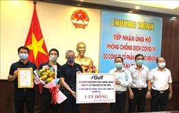 Doanh nghiệp Thái Lan ủng hộ 1 tỷ đồng hỗ trợ tỉnh Bến Tre phòng chống dịch COVID-19