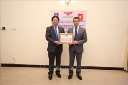 Hỗ trợ nhân dân Azerbaijan 10 nghìn khẩu trang y tế phòng, chống dịch COVID-19