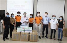 Hỗ trợ người dân gặp khó khăn, chung tay phòng chống dịch COVID-19