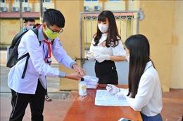 Tuyên Quang, Ninh Bình đảm bảo các điều kiện phòng, chống dịch khi học sinh trở lại trường học