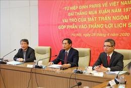 Từ Hiệp định Paris về Việt Nam đến đại thắng mùa Xuân 1975: Vẹn nguyên ý nghĩa thời sự từ những bài học về nghệ thuật đàm phán
