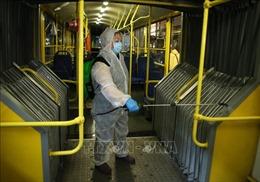 Dịch COVID-19: Ukraine có số ca nhiễm mới trong ngày cao nhất trong một tháng
