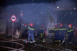 Thừa Thiên-Huế: Kịp thời khống chế đám cháy xảy ra trong đêm