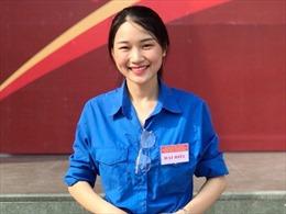 Cô sinh viên nhiệt huyết với hoạt động cộng đồng