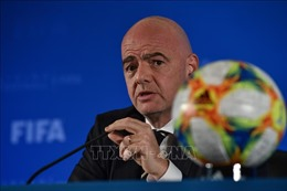 FIFA công bố số tiền hỗ trợ các liên đoàn gặp khó khăn do COVID-19